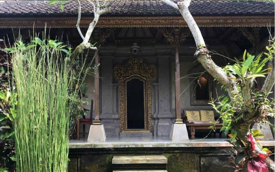 RARE LISTING !! Authentic Traditional Balinese Villa For Sale Near Central Ubud